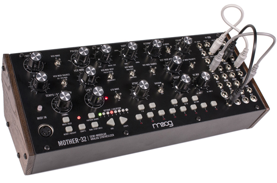 Moog Mother 32 Review UK