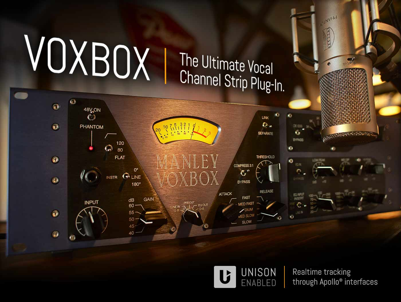 UAD Manley VoxBox Review