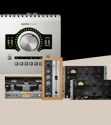 FREE Fairchild Plugin with Apollo Twin Audio Interface