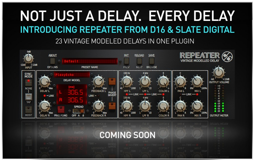 Slate Repeater