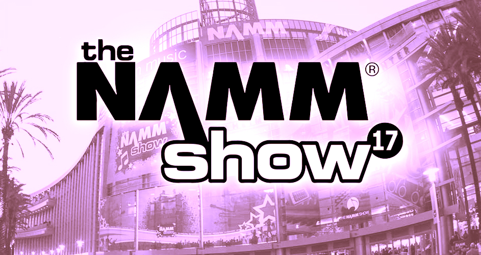 NAMM 2017 Part2 KMR