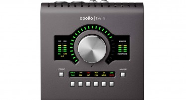 UA Apollo Twin MkII KMR