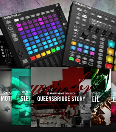 Get 7 free expansions with any NI Maschine purchase