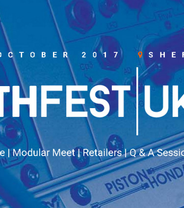 Come and see us at SynthFest 2017!