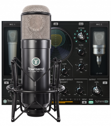 KMR Video | Townsend Labs Sphere L22 Mic