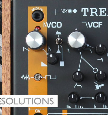 Analogue Solutions Treadstone SynthBlock Announced