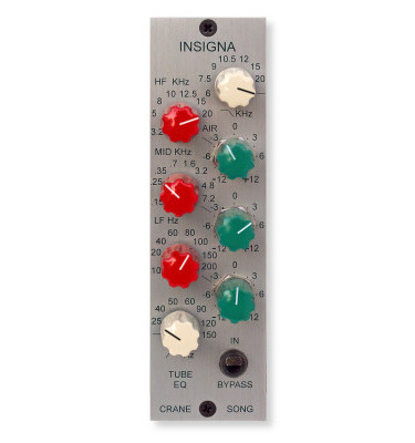 Crane Song Insigna EQ | Review