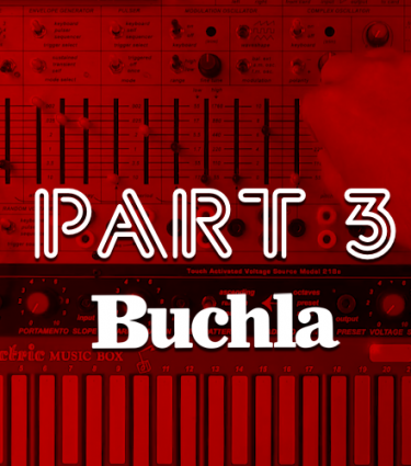 KMR Buchla Synth Tutorial | Part 3