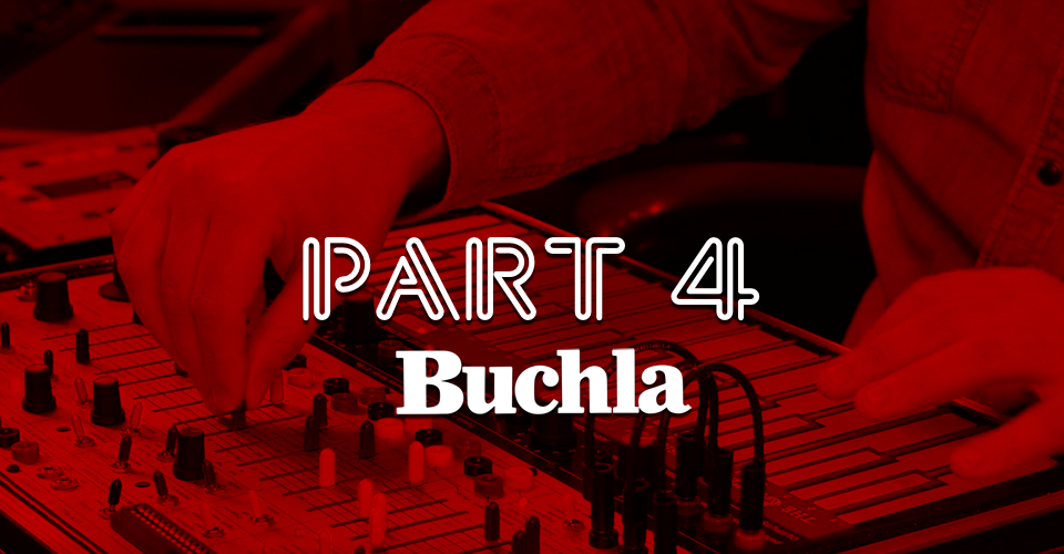 Buchla TOM VIDEO PT4