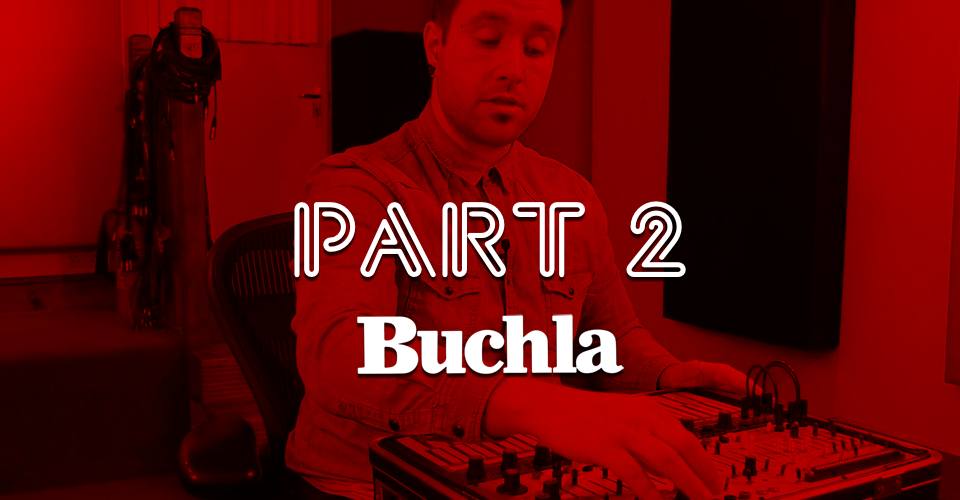 Buchla KMR VIDEO Pt2