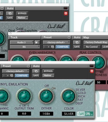 KMR Video | Crane Song + DHD Plug-ins