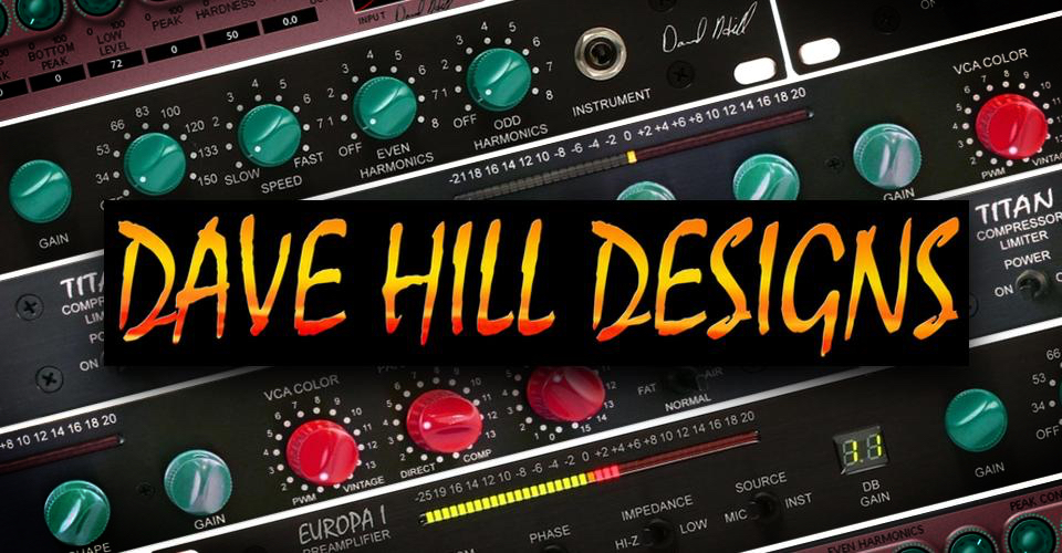 Dave Hill Designs KMR