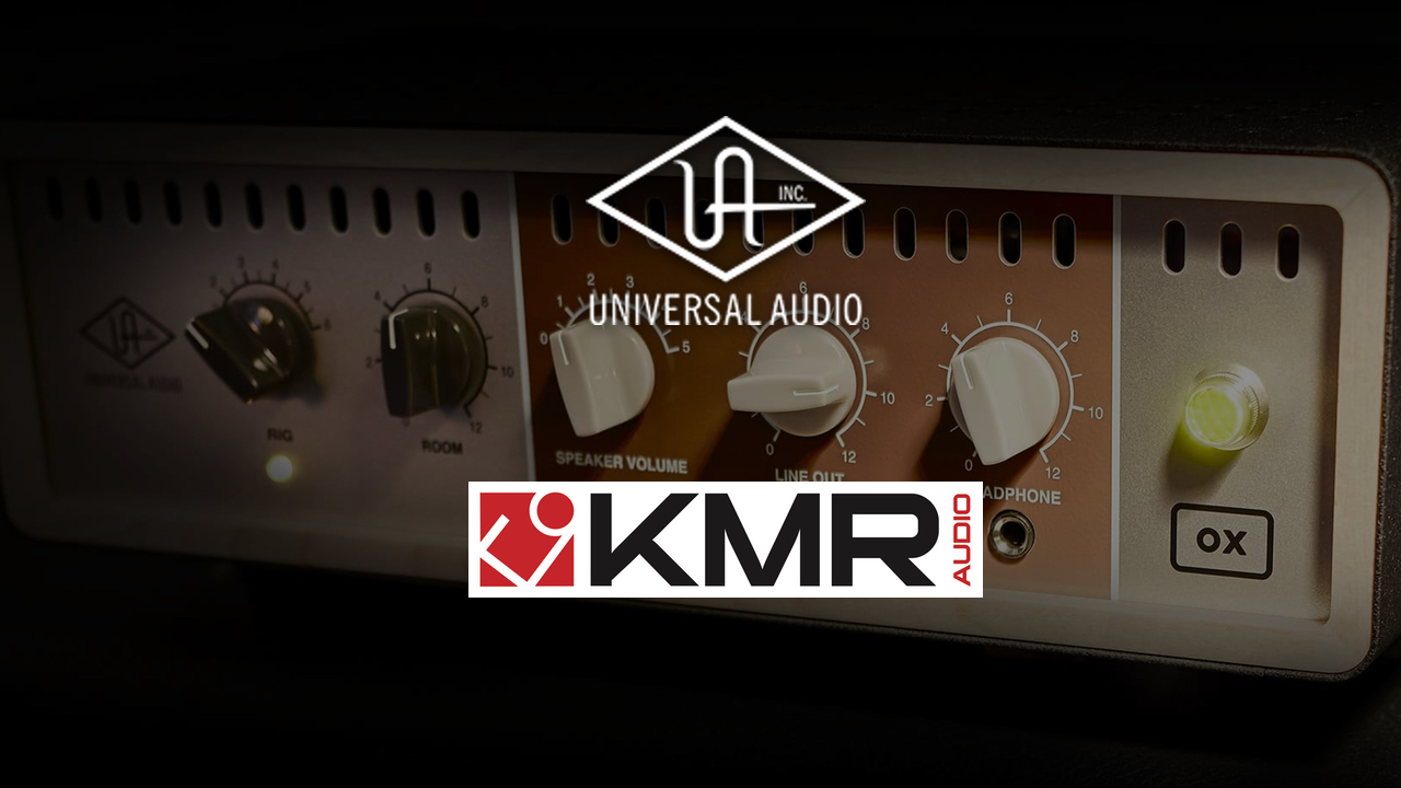 KMR Audio OX