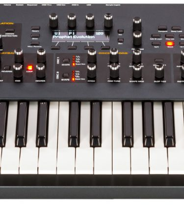 Sequential Circuits Prophet X Revealed