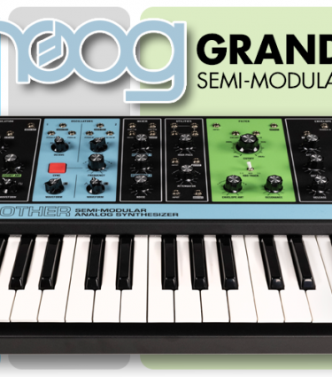 Moog GRANDMOTHER available to the masses.....!