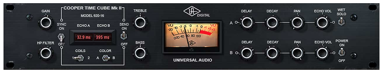 5 UAD Plug-ins for Vocals / KMR Audio News