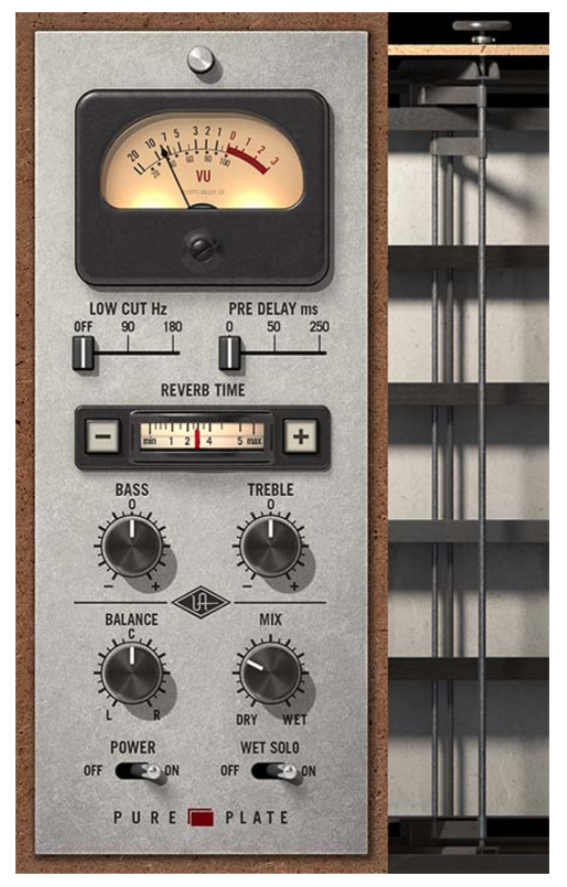UAD Pure Plate Reverb