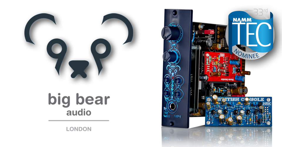 KMR Big Bear Audio