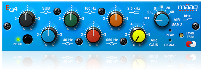 EQ4 UAD KMR Audio
