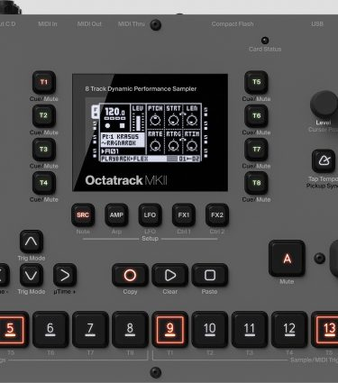 A love letter to the Elektron Octatrack