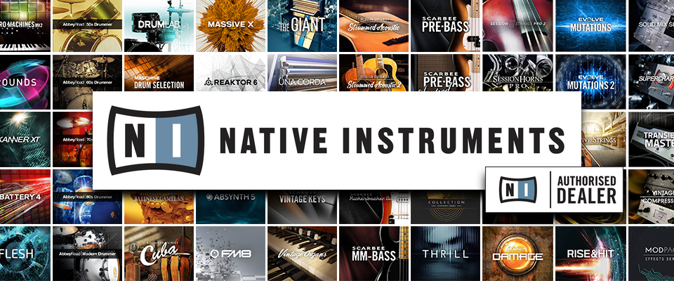 Native Instruments Komplete 12 & new hardware announced