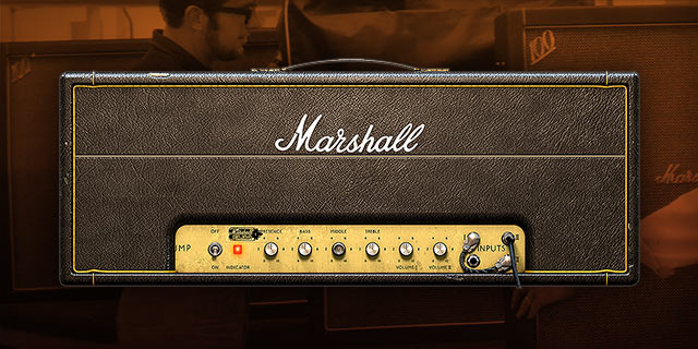 KMR Audio UA Marshall Plexi