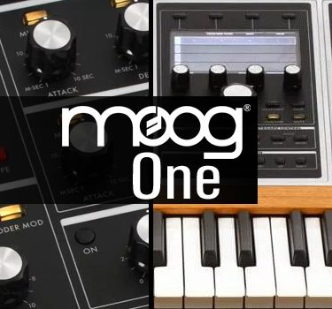 Moog One Announced