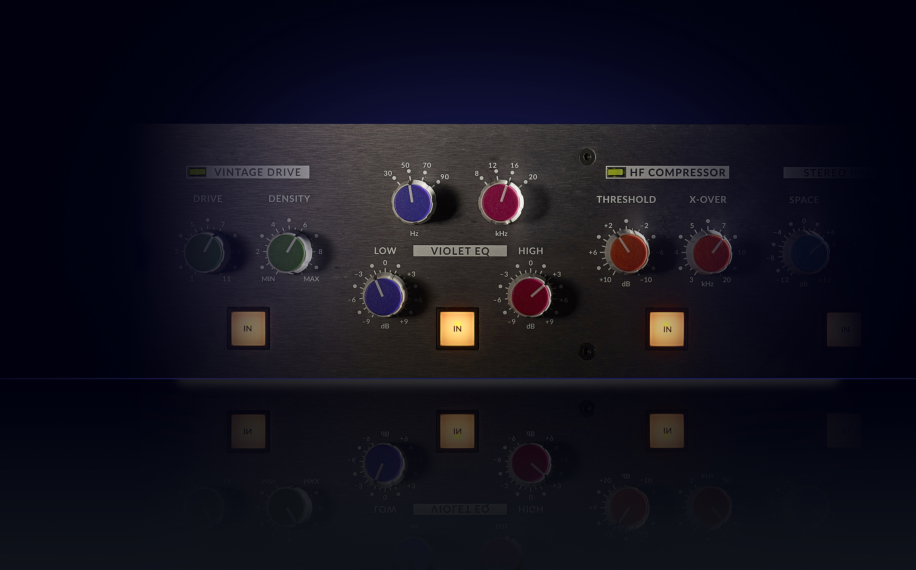 KMR SSL Fusion EQ