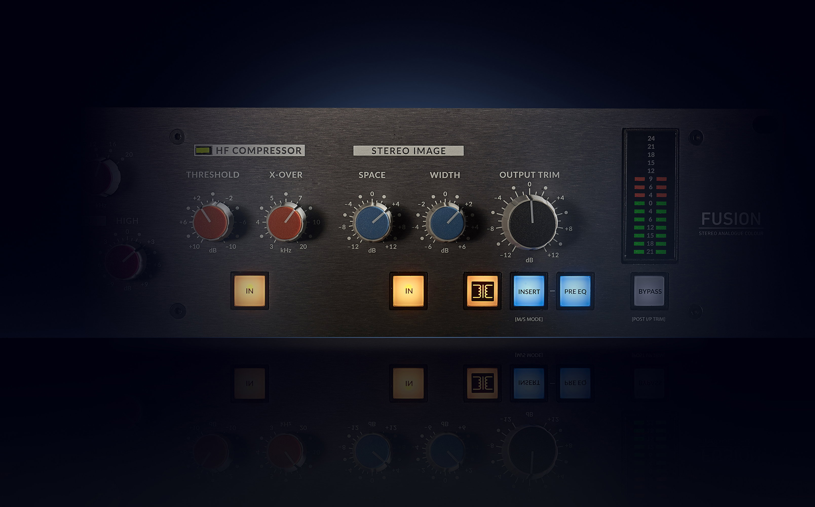 KMR Audio SSL Fusion_Stereo-Image