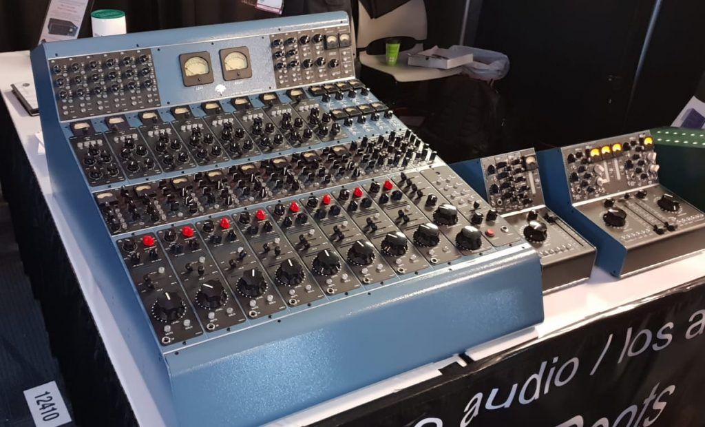 Tree Audio The Roots 8 Channel console