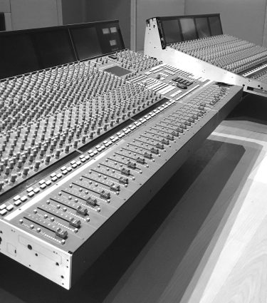 Palma Music Studios - an SSL Duality's journey to Mallorca