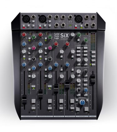New SSL Mixer : SiX