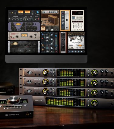 Double Down on Apollo X Interfaces and Get FREE Plug-ins