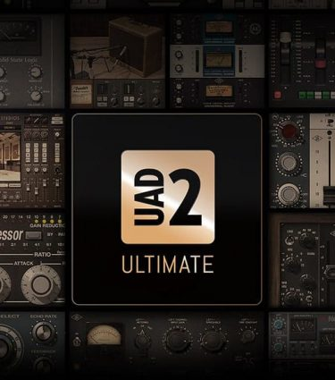 Upgrade to UAD-2 Ultimate 7 & Save Over £9000!