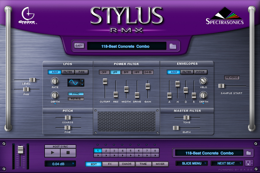 Producer Club KMR Stylus RMX