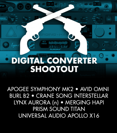 Digital Converter Shootout