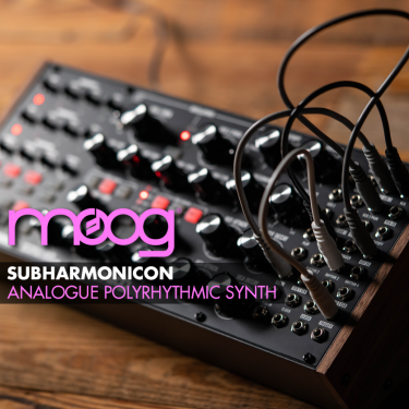 Moog Subharmonicon Released