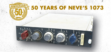 50 Years of Neve's 1073