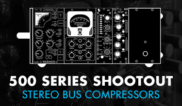 500 Series Bus Compressor Shootout