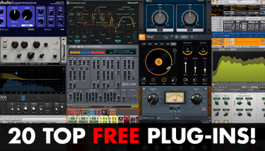 20 Top Plug-Ins For Music Production